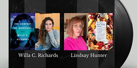 Authors on Tap: Willa C. Richards and Lindsay Hunter tickets