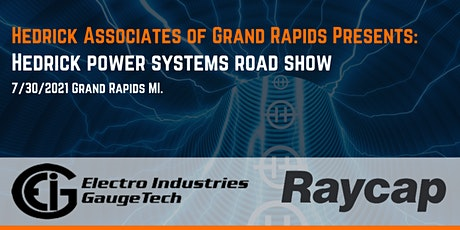 Hedrick Power Systems Road Show tickets