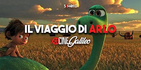 CineGalileo #2   IL VIAGGIO DI ARLO biglietti