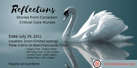 Reflections: Stories from Canadian Critical Care Nurses tickets