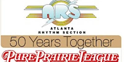 Pure Prairie League & Atlanta Rhythm Section -50th Anniversary Tour