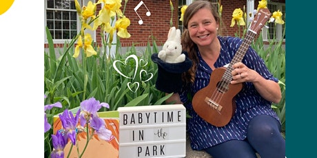 Babytime in the Park tickets
