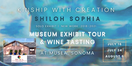 Kinship With Creation Museum Exhibit Tour + Wine and Chocolate Tasting tickets
