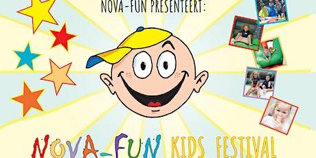 Nova-fun  Zomer kids festival tickets