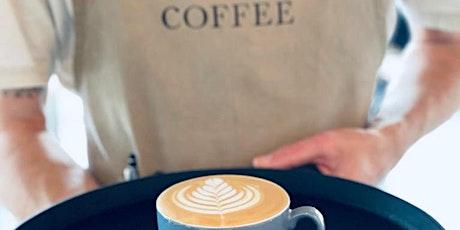 Intro to coffee & Barista basics tickets