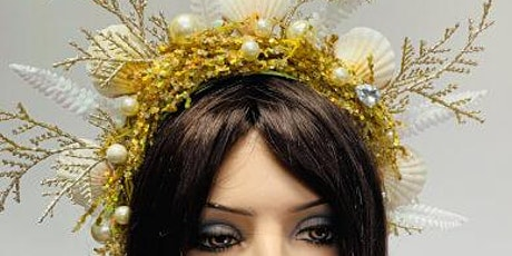 Make a Mermaid Style Seashell Headdress tickets