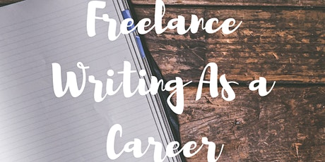 Freelance Writing As a Career entradas
