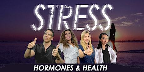 Stress, Hormones & Health LIVE WEBINAR tickets