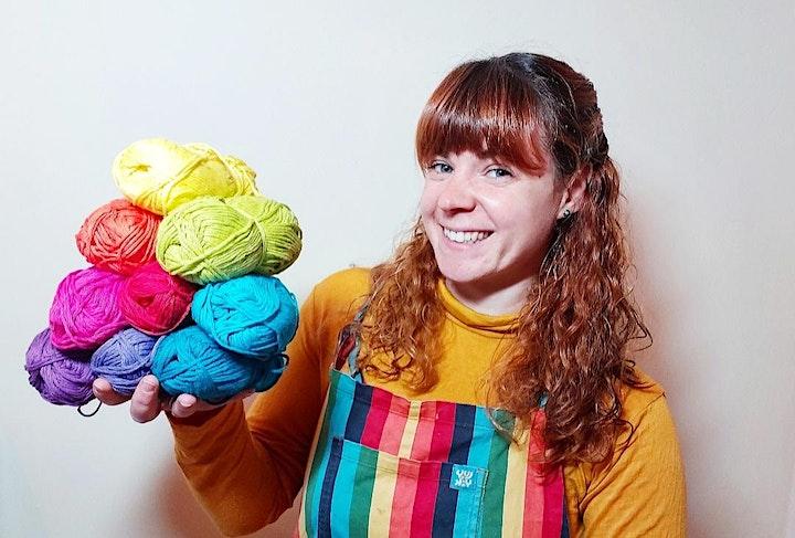 Crochet Club! - Face Scrubbies image