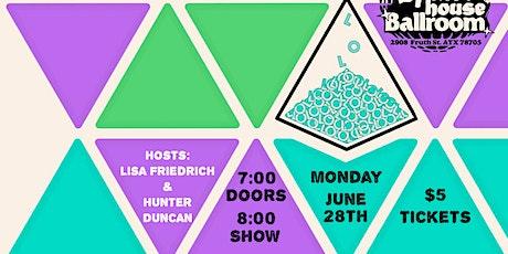 ATX Comedy Hour: June Show tickets