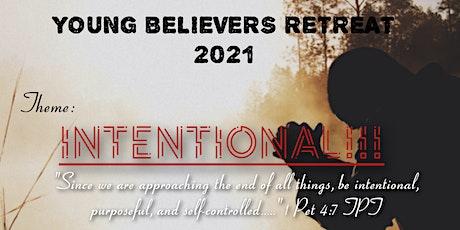 Young Believers Retreat (YBR) 2021 tickets