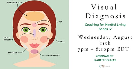 Visual Diagnosis: Coaching for Mindful Living Series IV tickets