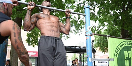 2021 MUSCLE-UP COMPETITION   Chicago Pull Up Park Jam tickets