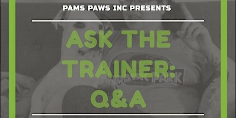 Ask The Trainer Q & A tickets