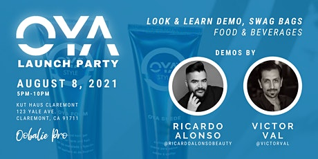 OYA Launch Party tickets