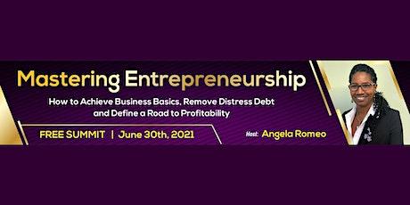 Mastering Entrepreneurship tickets