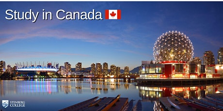 Philippines: Study in Canada – General Info Session: July 24, 1 pm tickets
