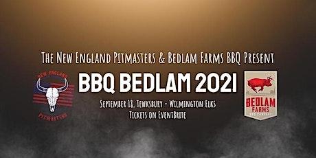 New England Pitmasters BBQ Bedlam 2021 tickets