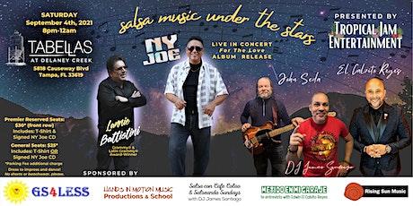 Salsa Music Under the Stars tickets