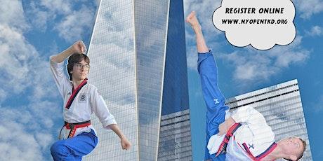 2021 New York Open TaeKwonDo Championships/Korean Cultural Festival tickets