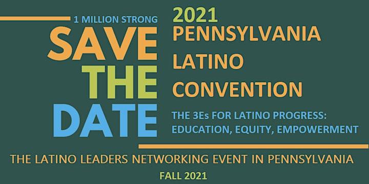 Pennsylvania Latino Convention 2021 image
