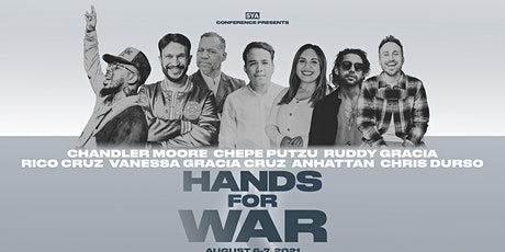 """SYA YOUTH CONFERENCE """"HANDS FOR WAR"""" tickets"""
