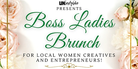 Unladylike Presents: Boss Ladies Brunch tickets