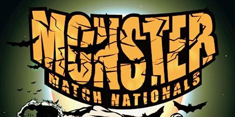 Monster Match Nationals tickets