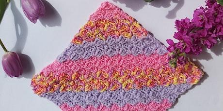 Crochet Club! - C2C Washcloths tickets