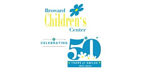 Broward Children's Center: 50th Anniversary Celebration tickets