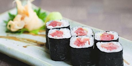 Fundamentals of Homemade Sushi - Cooking Class by Classpop!™ tickets