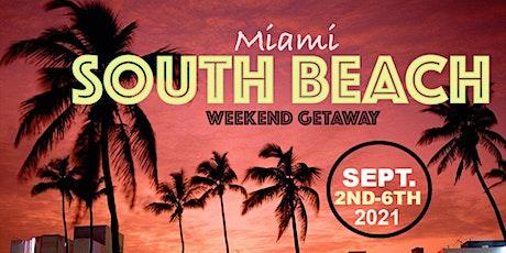 HBCU Summer South Beach Getaway tickets
