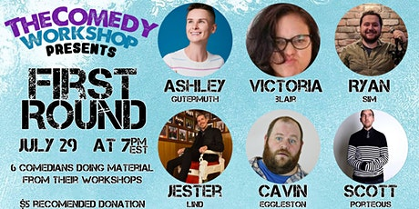 The Comedy Workshop Presents: FIRST ROUND tickets