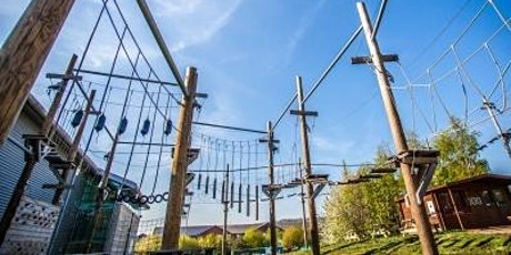 Altitude High Ropes Adventure Course at iceSheffield tickets