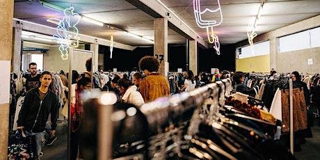 BeThrifty Vintage Kilo Sale | Designhalle Graz 17. & 18. Juli Tickets