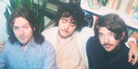 THE DISTRICTS w/ girlpuppy tickets