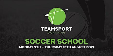 Teamsport Coaching: Summer Soccer School tickets