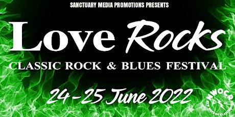 Loverocks V - Classic Rock & Blues Festival - Bournemouth tickets
