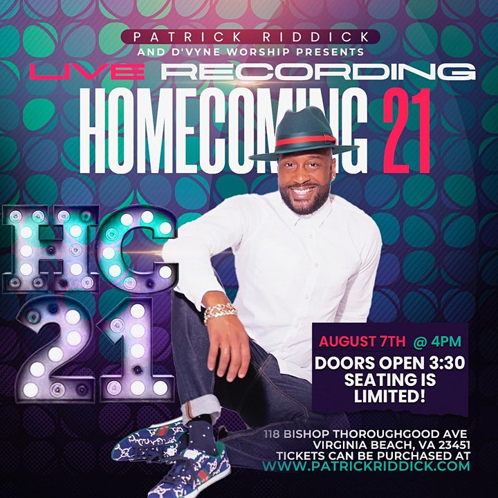 Homecoming 21 - Live Recording image