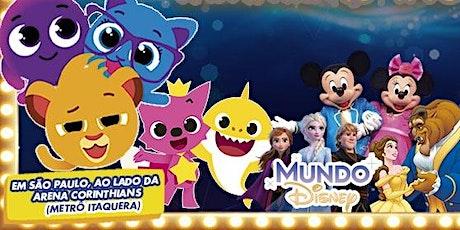 """Desconto para """"O Maior Espetáculo Infantil do Brasil"""" no Circo Moscou ingressos"""