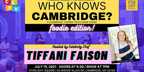 Who Knows Cambridge? Foodie Edition! tickets