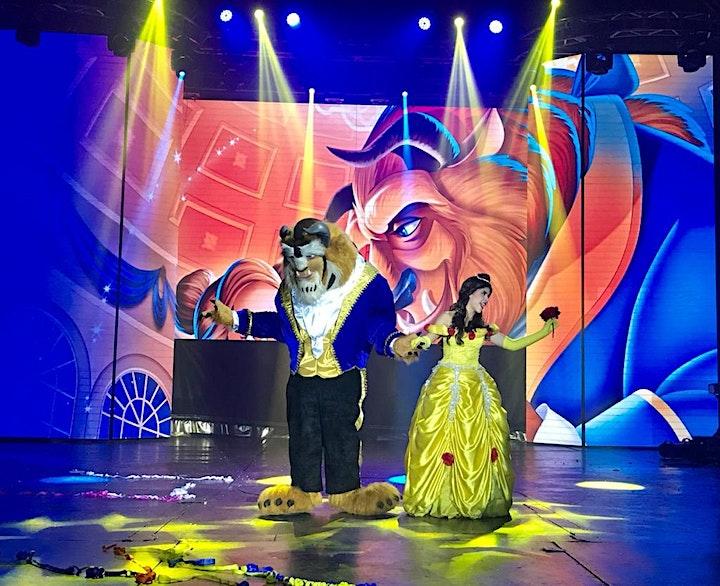 """Imagem do evento Desconto para """"O Maior Espetáculo Infantil do Brasil"""" no Circo Moscou"""
