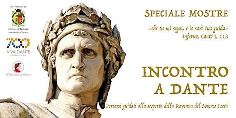 Nel segno di Dante: tre mostre al museo Tamo biglietti
