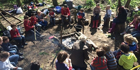 School holiday Forest School session 2 tickets
