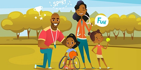 Fun, Friends, & Fitness for All: An Inclusive Community Event tickets