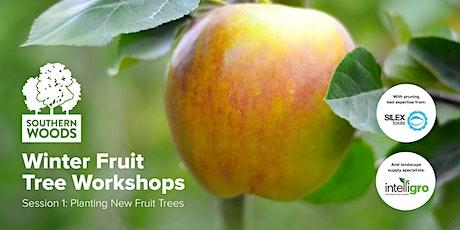 Winter Fruit Tree Workshop tickets