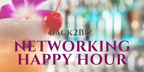 Back2Biz  Networking Happy Hour entradas