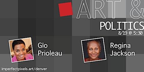 Art & Politics: The Power of Leadership tickets