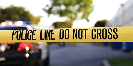 2021 Homicide & Major Investigations School tickets