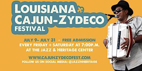 15th annual Louisiana Cajun Zydeco Festival tickets